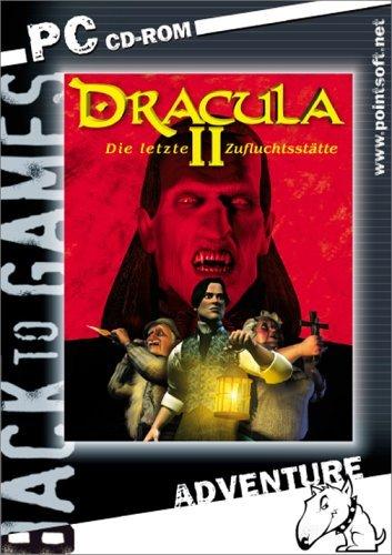 Dracula 2 - Die letzte Zufluchtsstätte (deutsch) (PC) -- via Amazon Partnerprogramm