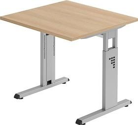 Hammerbacher Ergonomic O-Serie OS08/E, Eiche, Schreibtisch