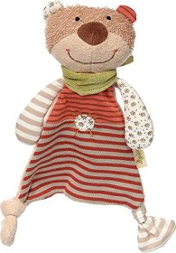 Sigikid Green Organic Collection cuddle cloth bear (48917)