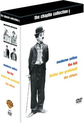 Charlie Chaplin Collection 1 -- via Amazon Partnerprogramm