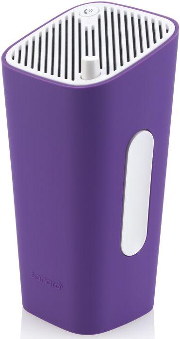 Sonoro GoNewYork weiß/violett (AU-5200)