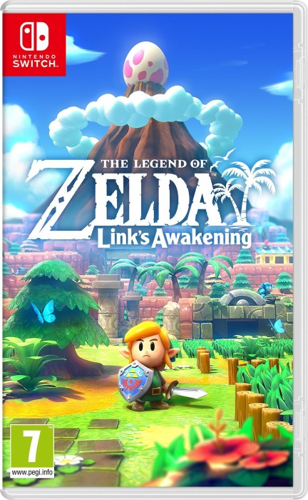The Legend of Zelda: Link's Awakening (Switch)