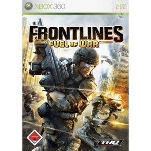 Frontlines - Fuel of War (deutsch) (Xbox 360)