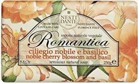 Nesti Dante Romantica Noble Cherry Blossom and Basil feste Seife, 250g