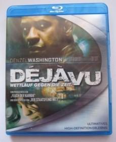 Deja Vu - Wettlauf gegen die Zeit (Blu-ray)