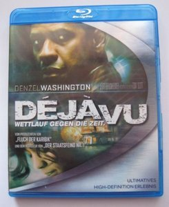 Deja Vu - Wettlauf against die time (Blu-ray)
