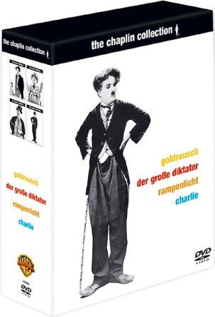 Charlie Chaplin Collection 2 -- via Amazon Partnerprogramm