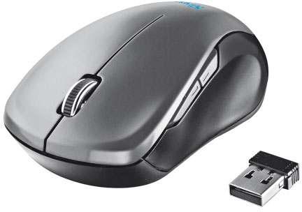 Trust MUI Wireless Mouse for Windows 8, USB (18900)