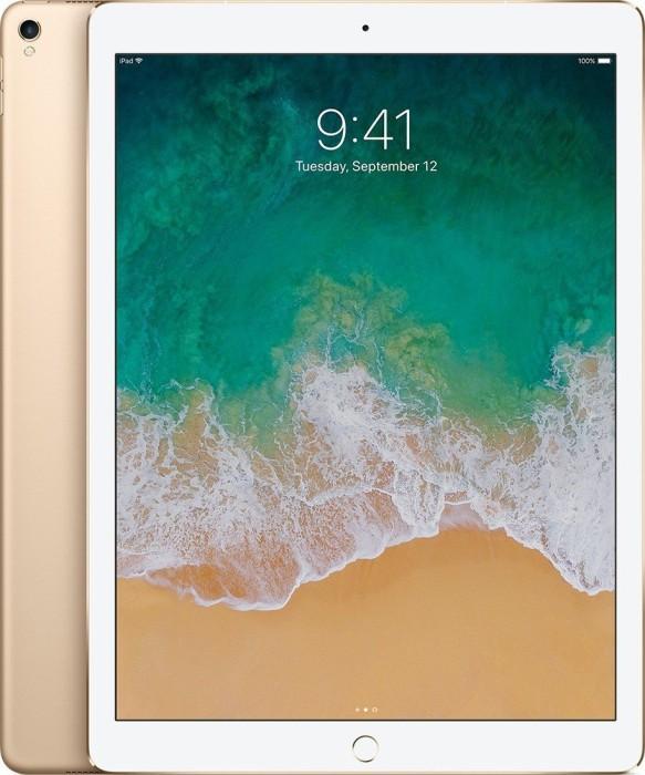 """Apple iPad Pro 12.9"""" 256GB, LTE, gold [2nd generation / 2017] (MPA62FD/A)"""