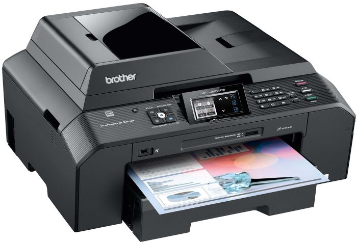 Brother MFC-J5910DW, Tinte