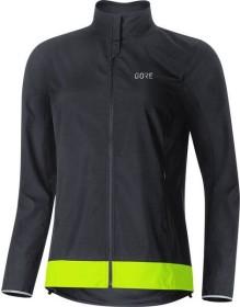 Gore Wear C3 Gore Windstopper Classic Fahrradjacke black/neon yellow (Damen) (100276-9908)