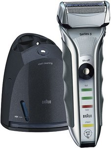 Braun Series 5-570cc men's shavers (618669/633297)