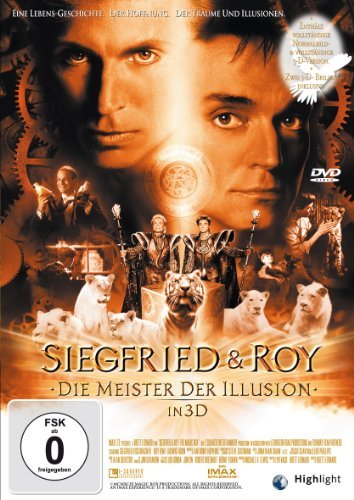 Siegfried & Roy (3D) -- via Amazon Partnerprogramm