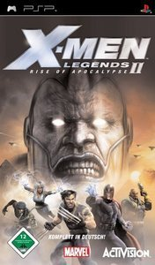 X-Men Legends 2 (englisch) (PSP)
