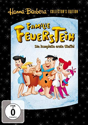 Familie Feuerstein Staffel 1 -- via Amazon Partnerprogramm