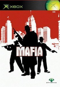 Mafia (German) (Xbox)