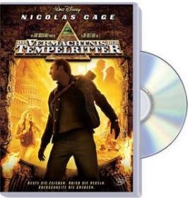 Das Vermächtnis der Tempelritter (DVD)