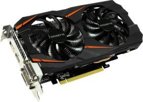 Gigabyte GeForce GTX 1060 Windforce OC 6G [Rev. 1.0], 6GB GDDR5, 2x DVI, HDMI, DP (GV-N1060WF2OC-6GD)