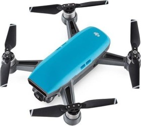 DJI Spark Fly More Combo blau