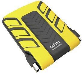 ADATA Classic SH93 yellow 640GB, USB 2.0 micro B