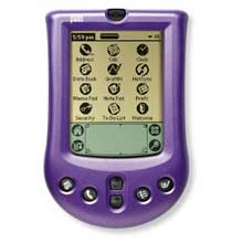 Palm P10721U Palm m100 Faceplate Cover - Purple Passion (Palm m100/m105)
