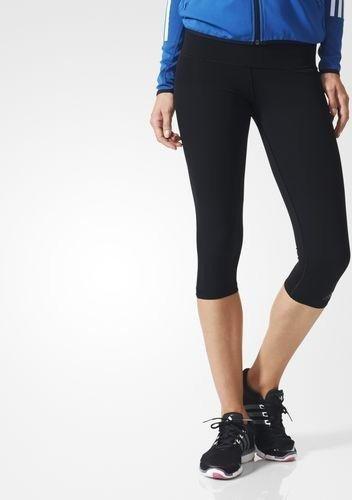 adidas Workout Tights Hose 34 schwarz (Damen) (AI3750)