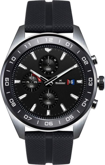 LG Watch W7 LMW315 silber/schwarz