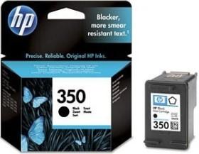 HP Druckkopf mit Tinte 350 schwarz (CB335EE)
