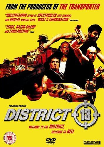 District 13 (UK) -- via Amazon Partnerprogramm