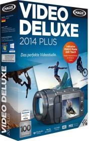 Magix Video DeLuxe 2014 Plus (deutsch) (PC)