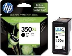 HP Printhead with ink 350 XL black (CB336EE)