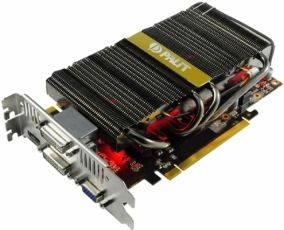 Palit GeForce GTX 560 Ti Twin Light Turbo, 1GB GDDR5, VGA, 2x DVI, HDMI (NE5X56TT1102)