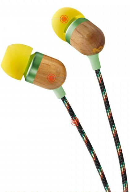 The House of Marley Jammin Collection Smile Jamaica Curry
