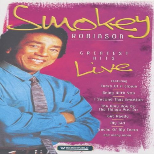 Smokey Robinson - Greatest Hits: Live -- via Amazon Partnerprogramm