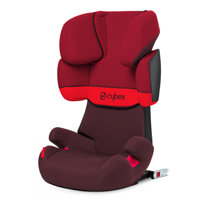 Cybex Solution X-Fix Rumba Red