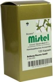Diamant Natuur Mistel Bioxera Kapseln, 120 Stück