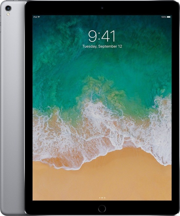 "Apple iPad Pro 12.9"" 64GB grau [2. Generation / 2017] (MQDA2FD/A)"