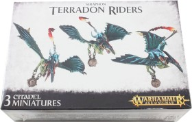 Games Workshop Warhammer Age of Sigmar - Seraphon - Terradon Riders (99120208021)