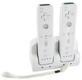 BigBen Dual-Ladestation Wiimote (Wii) (BB253405)