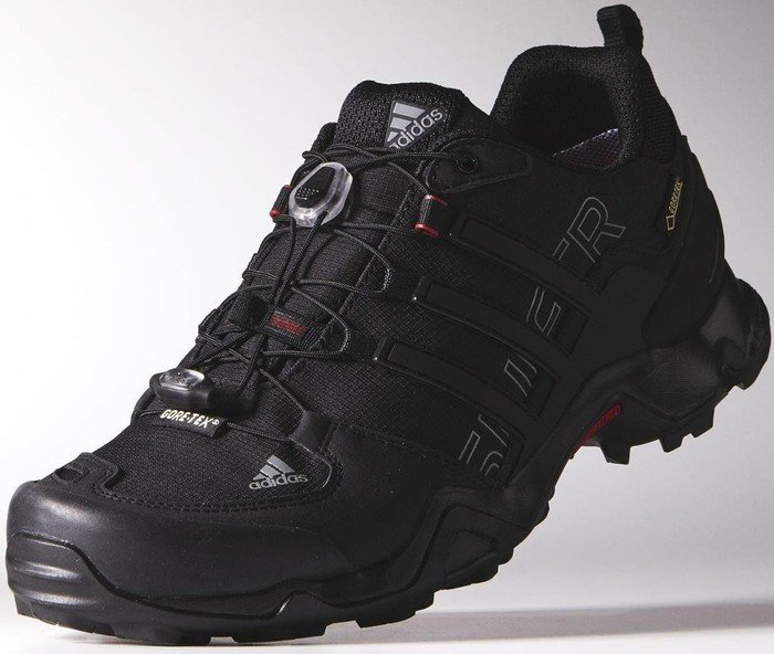 a67babd82 adidas Terrex Swift R GTX core black vista grey power red (men) (B40649)  starting from £ 0.00 (2019)