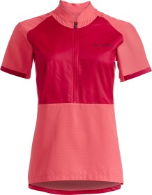 VauDe eMoab Shirt kurzarm crimson red (Damen) (41438-977)
