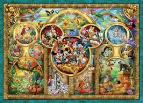 Ravensburger Puzzle Die schönsten Disney Themen (15266)