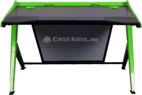 DXRacer Gaming Desk 1000 schwarz/grün (GD/1000/NE)