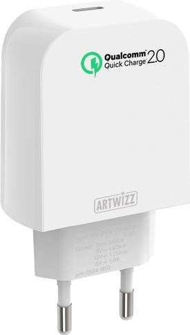 Artwizz PowerPlug USB-C Pro 15W weiß (0524-1802)