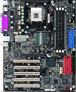 EPoX EP-4PEA+, i845PE (PC-2700 DDR)