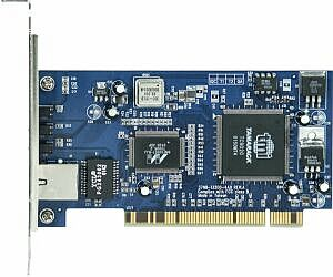 Longshine LCS-8037TX, 1x 1000Base-T, PCI