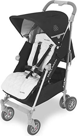 MacLaren Techno XLR Black/Champagne Buggy -- via Amazon Partnerprogramm