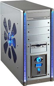 Enermax CS-3188TA Crystal Wizard, Midi-Tower (various colours, various Power Supplies)