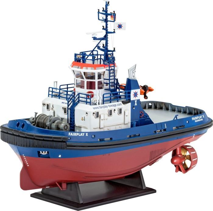 Revell Model Set Harbour Tug Boat (65213)