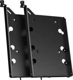 Fractal Design HDD Tray Kit - Type B, schwarz (FD-A-TRAY-001)